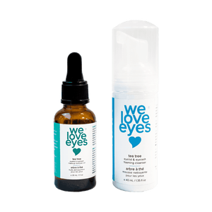 WE LOVE EYES Makeup Remover Kit Eyedropshop