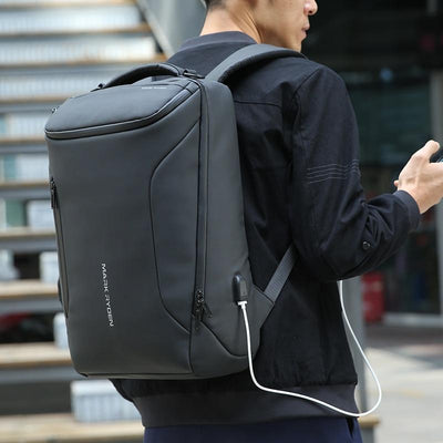 Mark Ryden, laptop backpack, Compacto Pro Laptop Backpack
