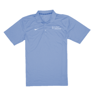 Nike Dri-Fit Polo (Carolina Blue)