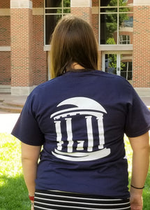 Old Well T-Shirt (Navy)