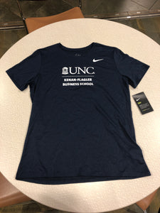 Women's Nike Dri-Fit T-Shirt (Navy)