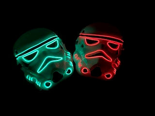 EL Wire Mask - StarWars