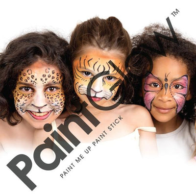 Animal Kingdom Face Paint Sticks - 6 Pack
