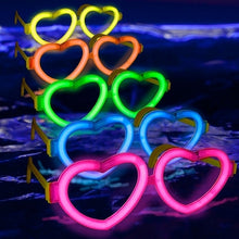 Heart Glow Glasses (Individually Wrapped)