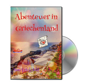 THE GREEK ADVENTURE AUDIO BOOK - GERMAN