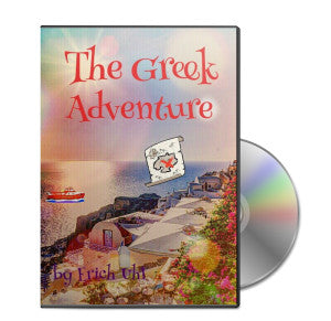 THE GREEK ADVENTURE AUDIO BOOK - ENGLISH