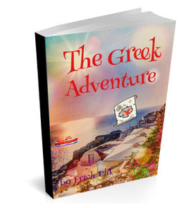 THE GREEK ADVENTURE E-BOOK - ENGLISH