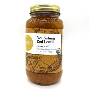 Nourishing Red Lentil