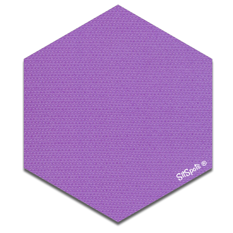 Hexagon - Purple