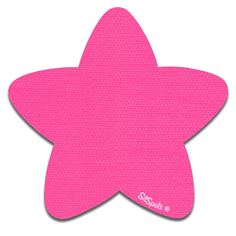 Star - Bright Pink
