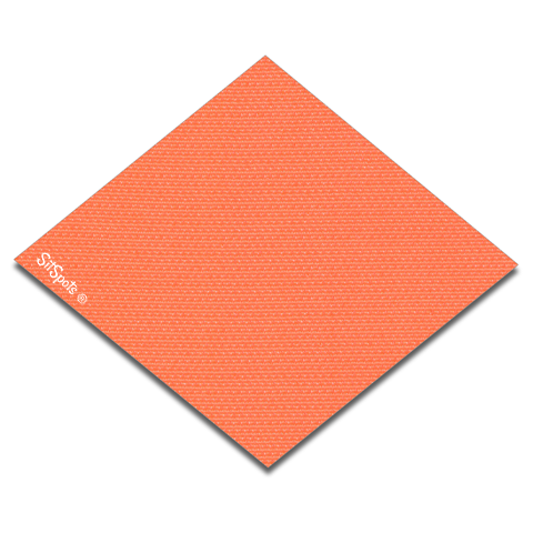 Rhombus - Bright Orange