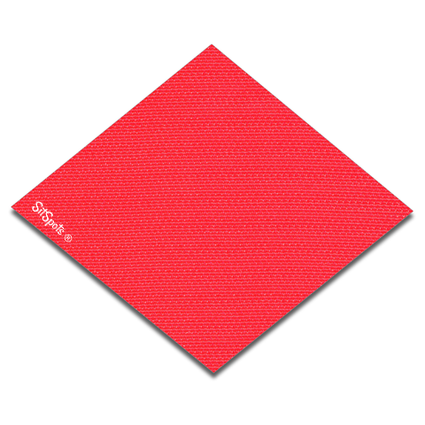Rhombus - Bright Red