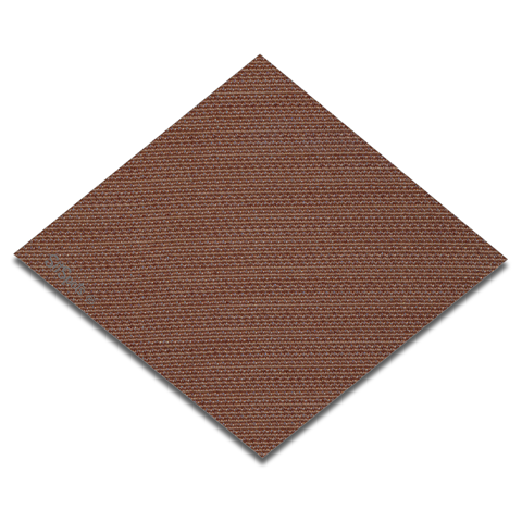 Rhombus - Brown