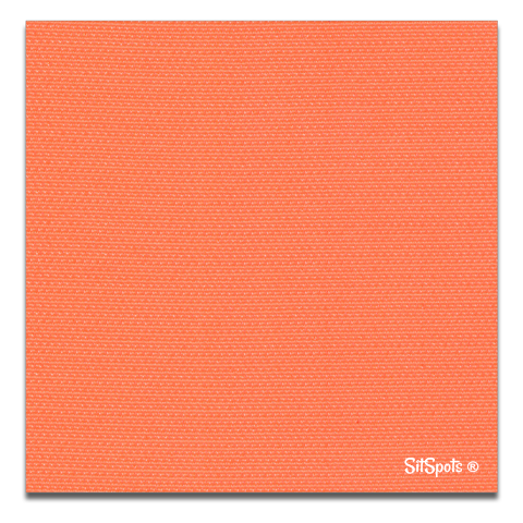 Square - Bright Orange