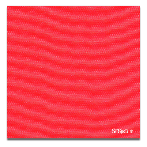 Square - Bright Red