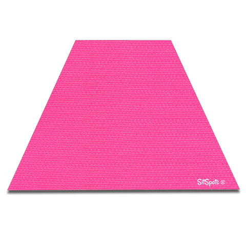 Trapezoid - Bright Pink