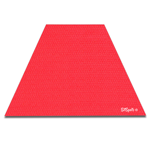 Trapezoid - Bright Red