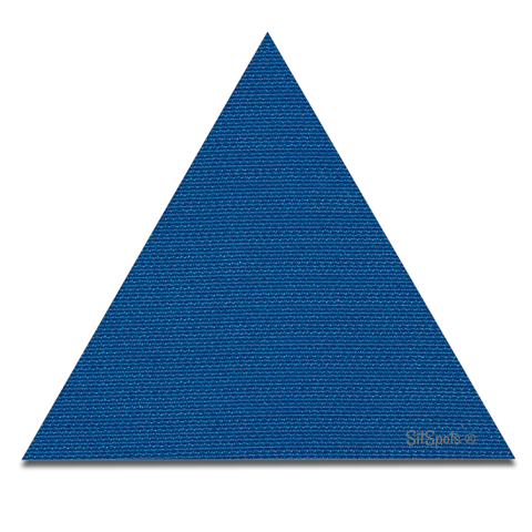 Triangle - Blue