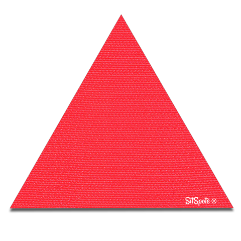 Triangle - Bright Red