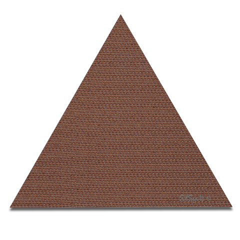 Triangle - Brown