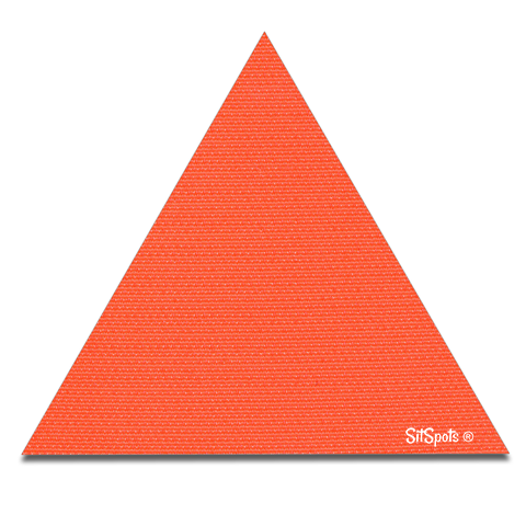 Triangle - Orange