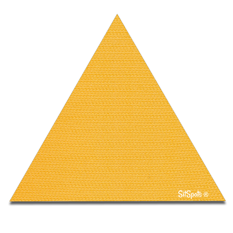 Triangle - Yellow