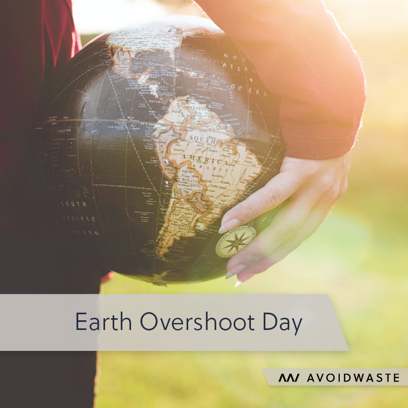 Earth Overshoot Day #MoveTheDate