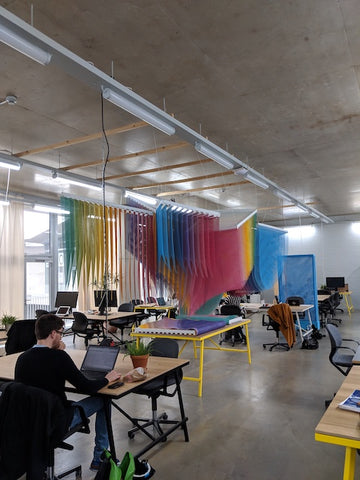 Hafven Nordstadt Hannover Coworking Space Open Space
