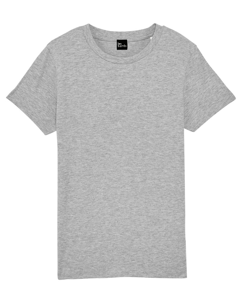 Tee-shirt gris chiné
