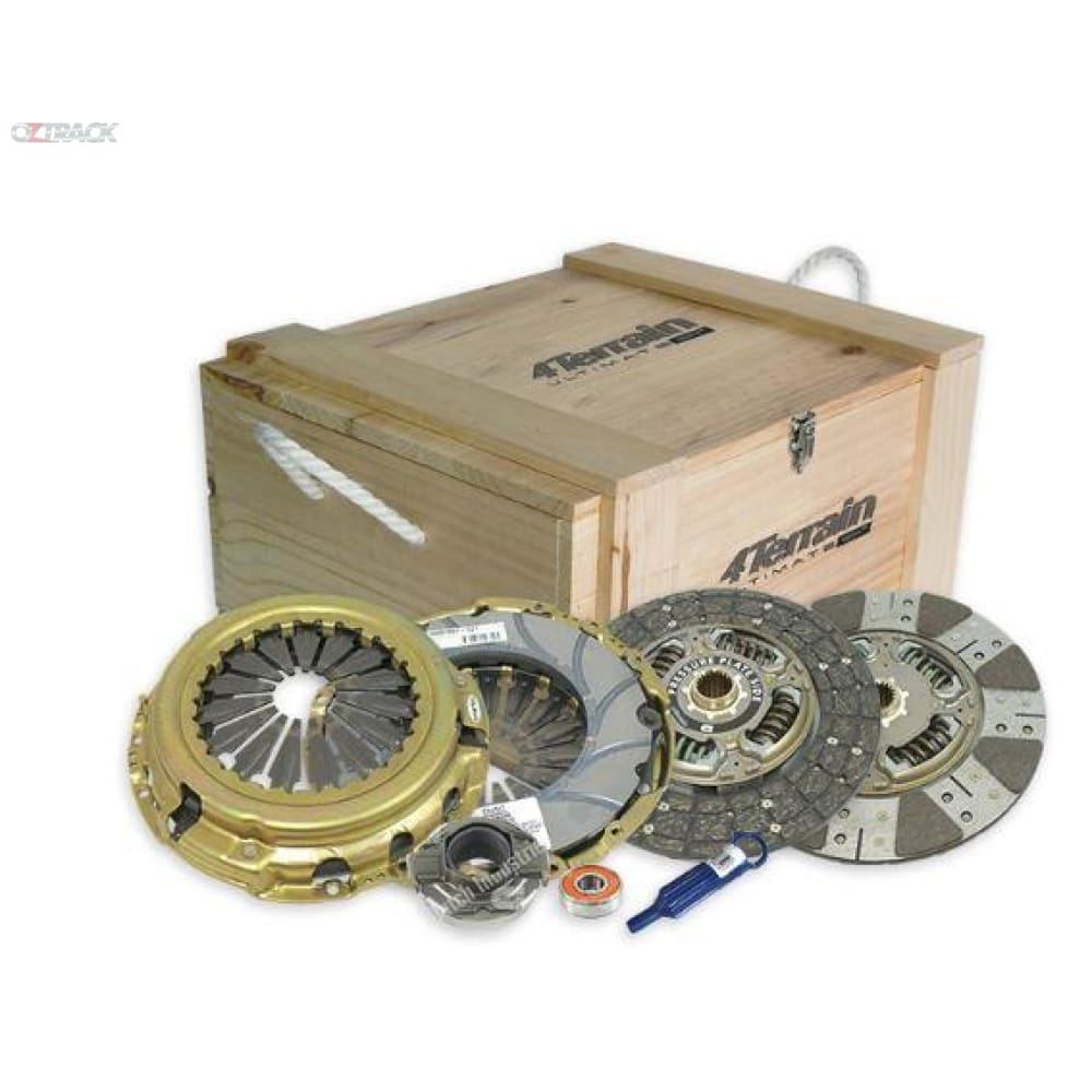 4Terrain Ultimate replacement clutch kit for Toyota Hilux 3L TDI