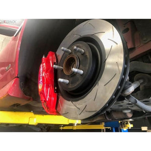 Brembo Red Brake Upgrade Kit for VE-VFII V8 - Brake Upgrade