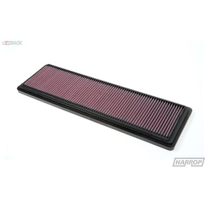 Harrop OTR kit for FDFI Supercharger - Harrop FDFI Replacement Air Filter - OTR Cold Air Intake