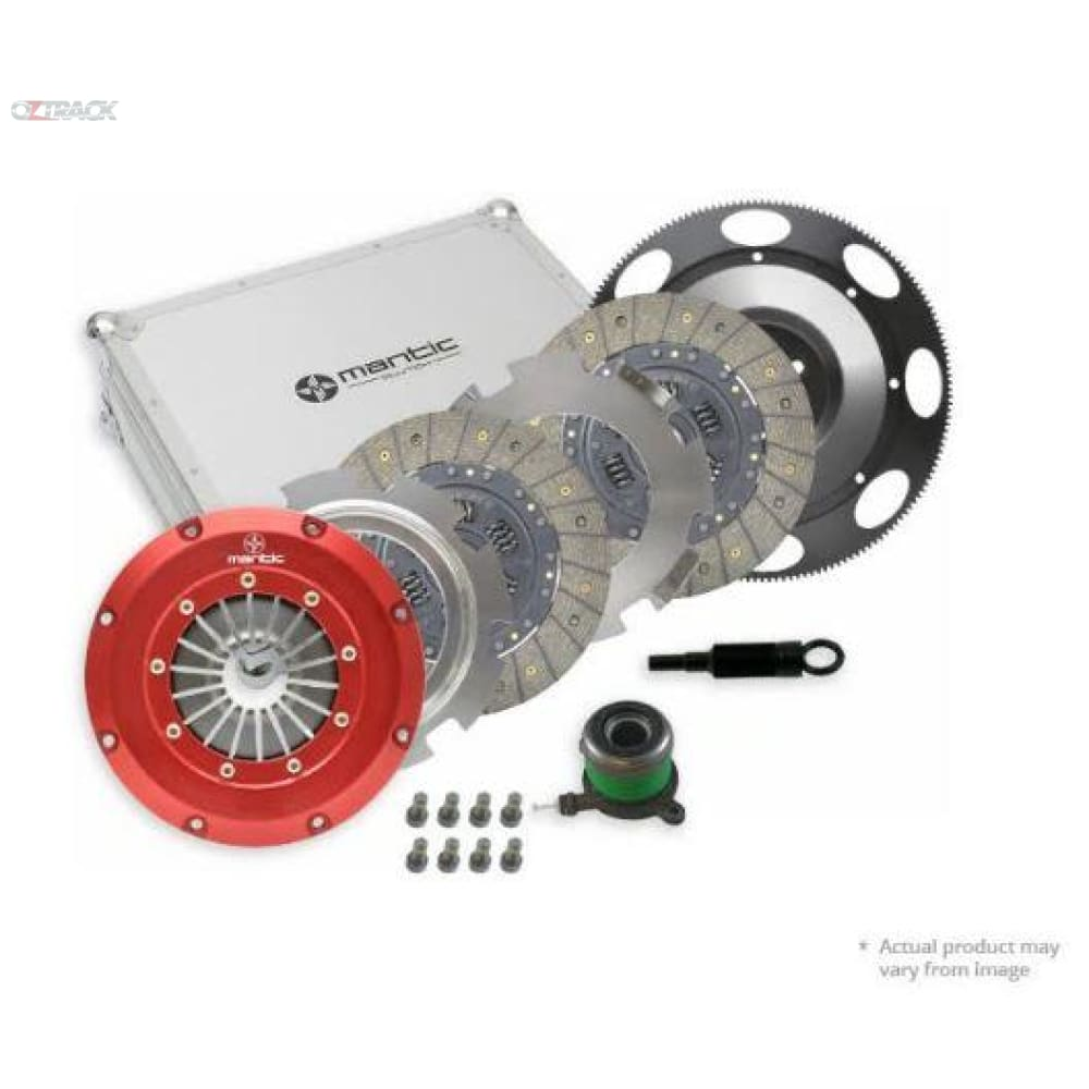 Mantic Stage Twin Organic Clutch for VE-VF Holden 6L since 2012 and HSV 6.2L since 2011 (not LSA) - Clutch