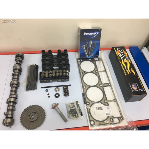 Oztrack Camshaft Kits with Remote Custom Tuning - Camshaft Kits