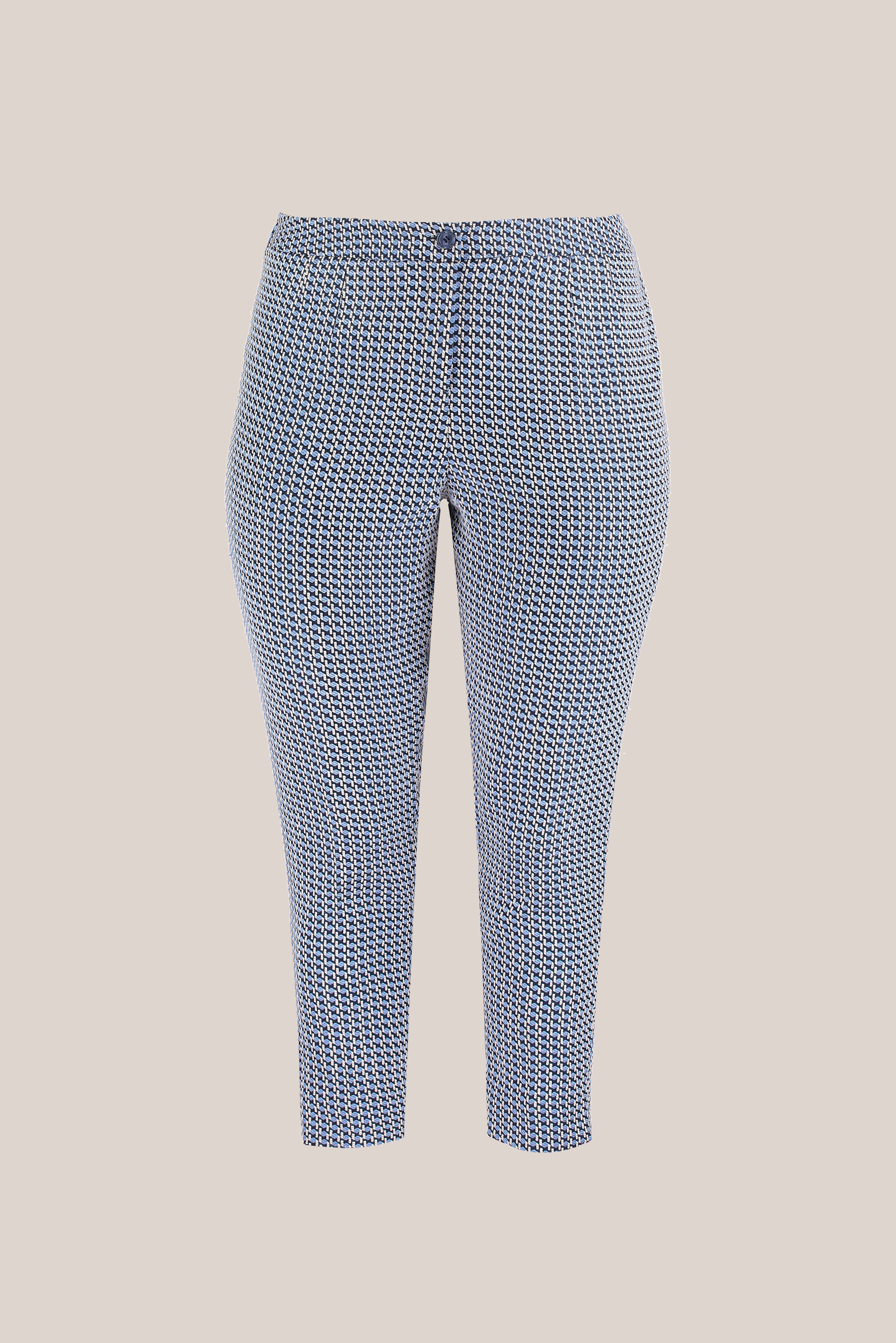 4d2978ce7ed Jacquard Tailored Trousers Designer Plus Size trousers and pants ...