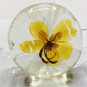 CLEAR FLOWER SOAPS
