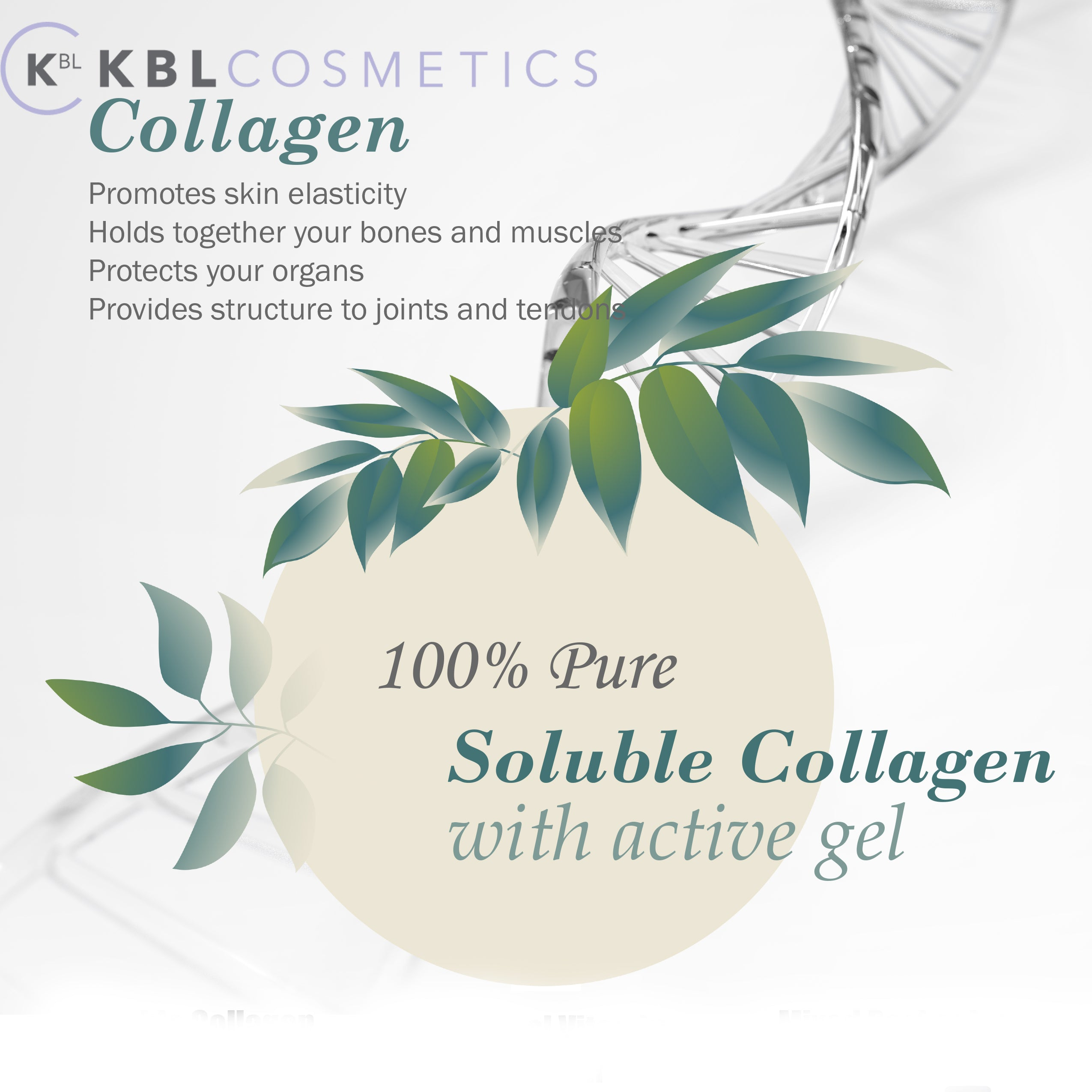 Soluble Collagen Silk