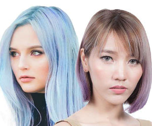Semi-Permenent Hair Color