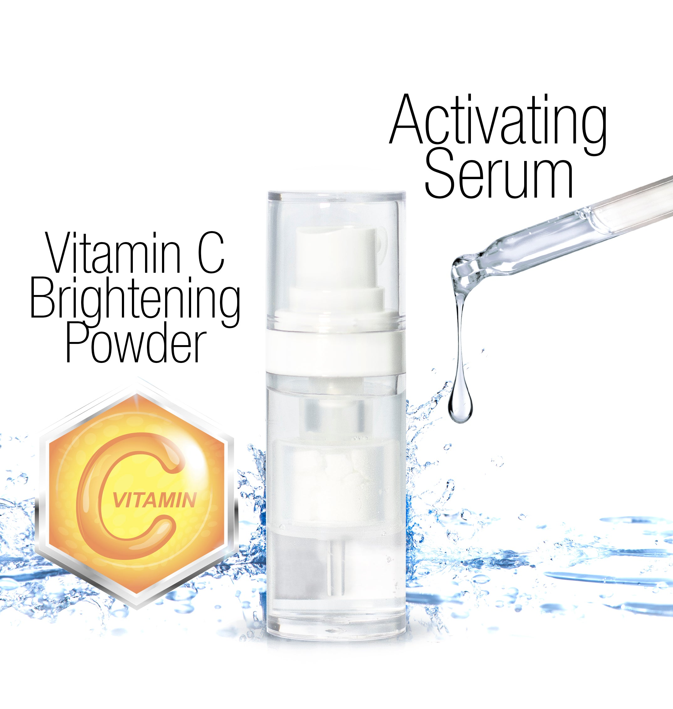 Radiance 2 Step Serum