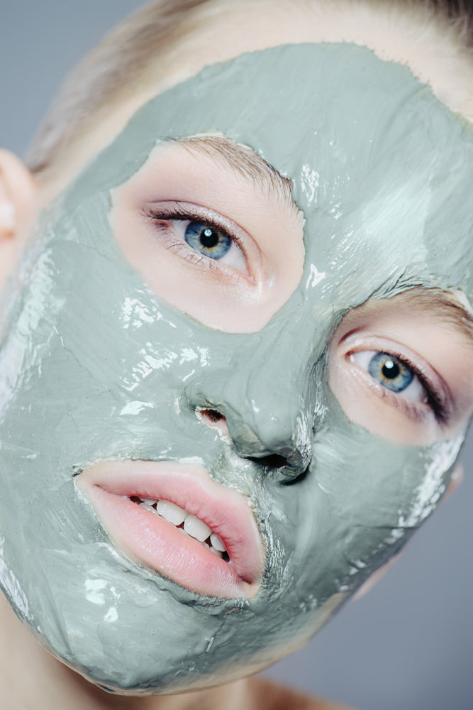 Seaweed Purifying Essence Drying Mask