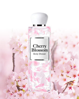 Cherry Blossom Body Shower