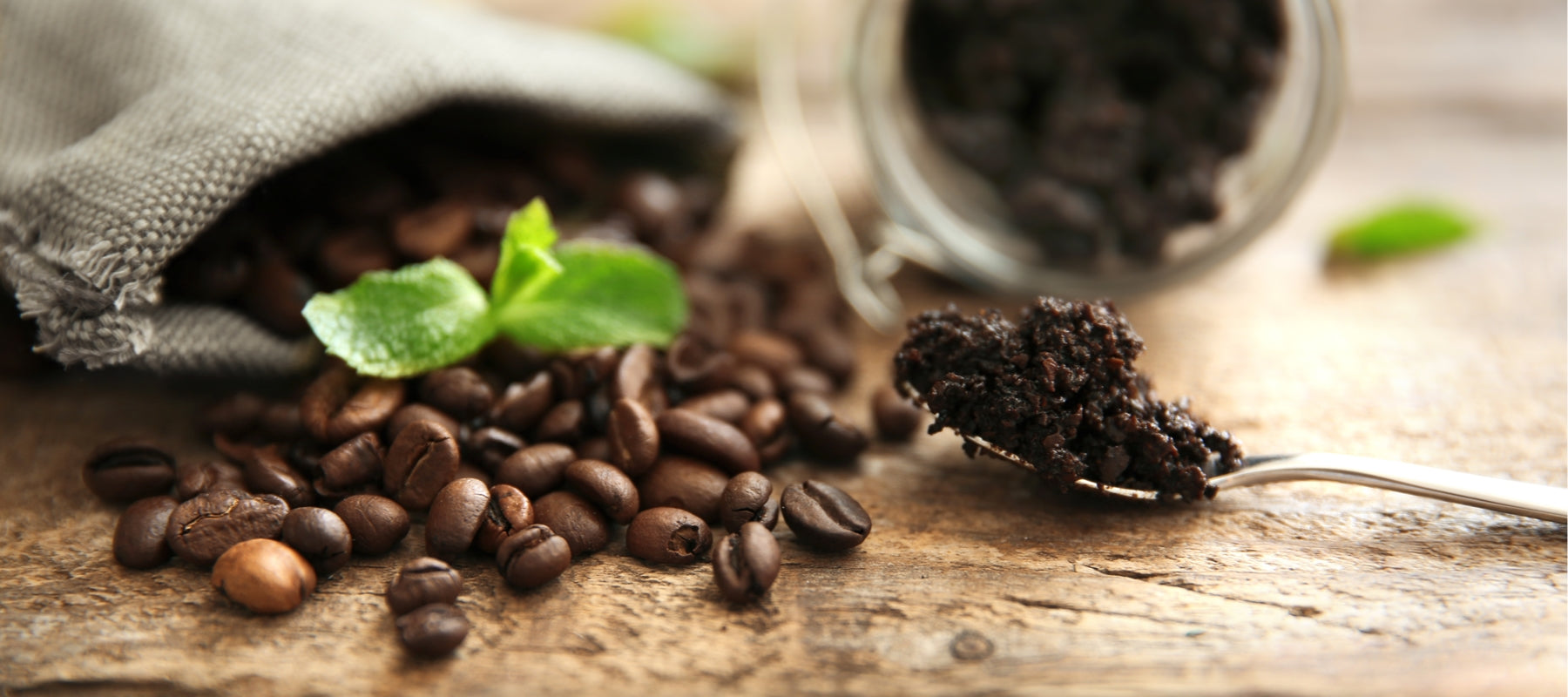 Arabica Coffee Body Scrubs