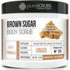 Ginger Body Scrub / Brown Sugar / Premium Blend #35