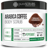 Peppermint Body Scrub / Arabica Coffee / Premium Blend #45