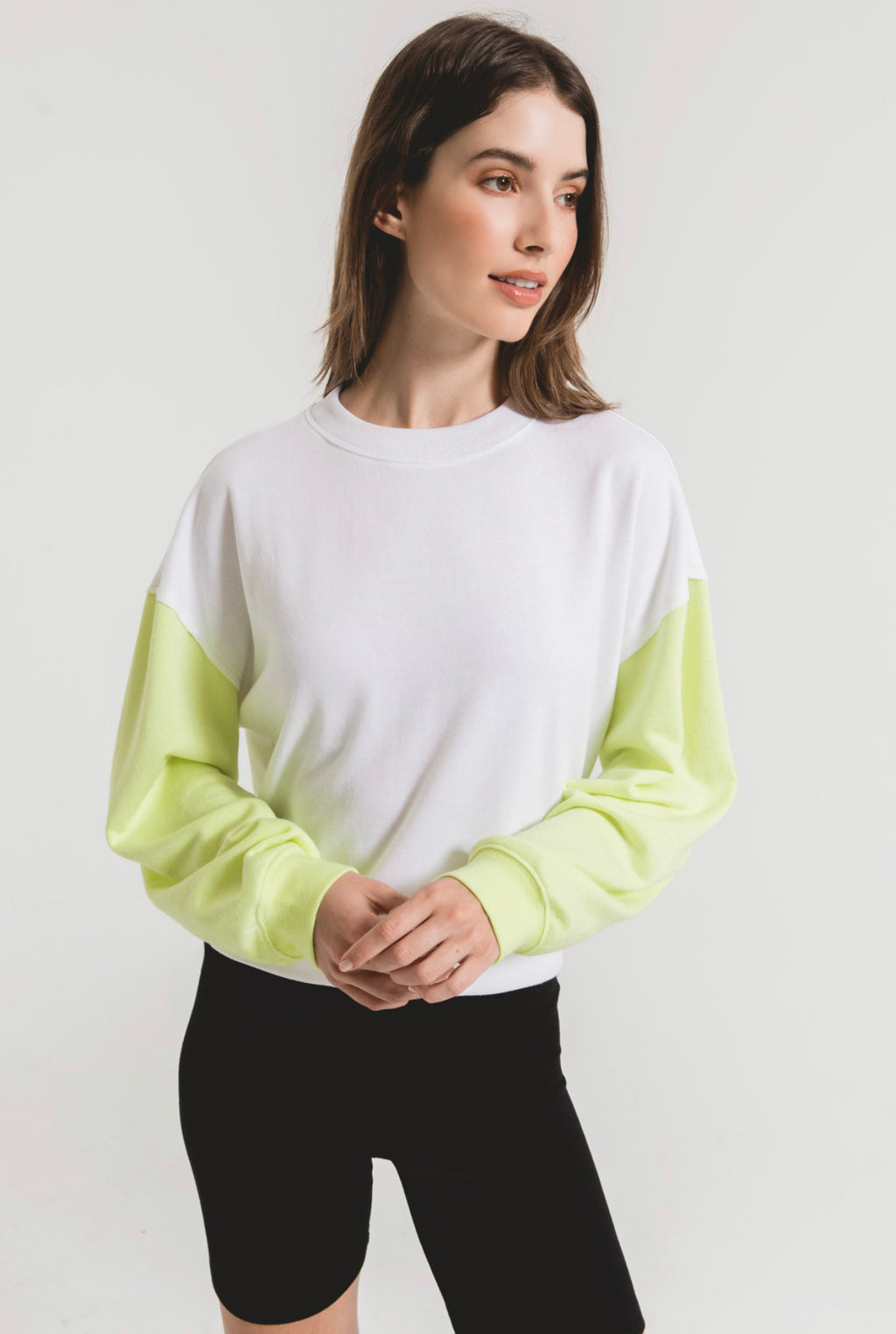 Colorblock Neon Sleeve