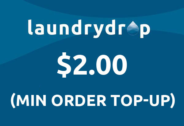 $2 Minimum Order Top-up