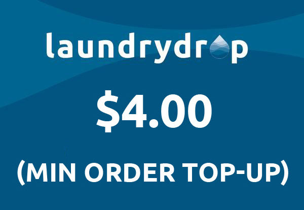 $4 Minimum Order Top-up
