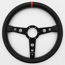 130R Series - Full Grain Leather - Orange Indicator