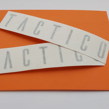 Tactico Stickers