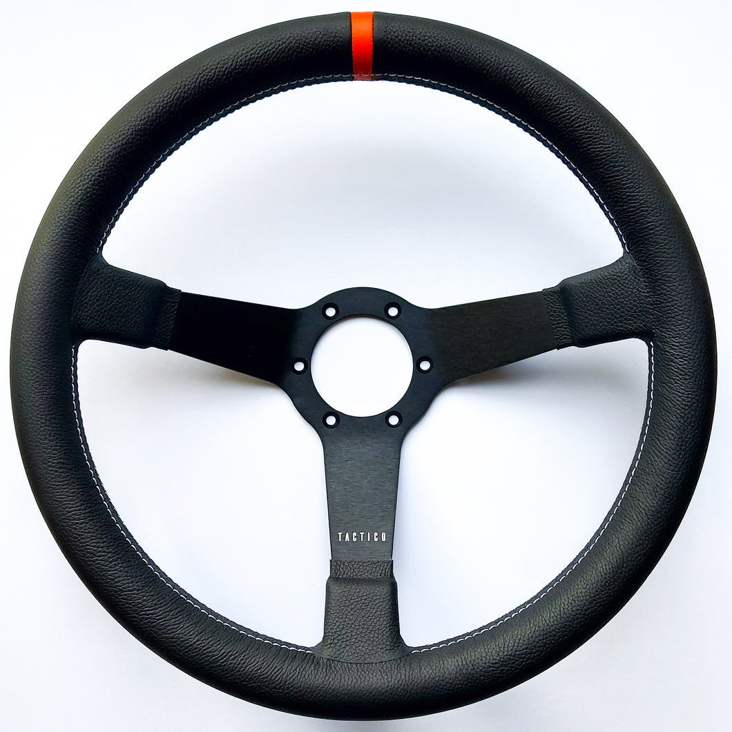 Eau Rouge Series - Full Grain Leather - Orange Indicator